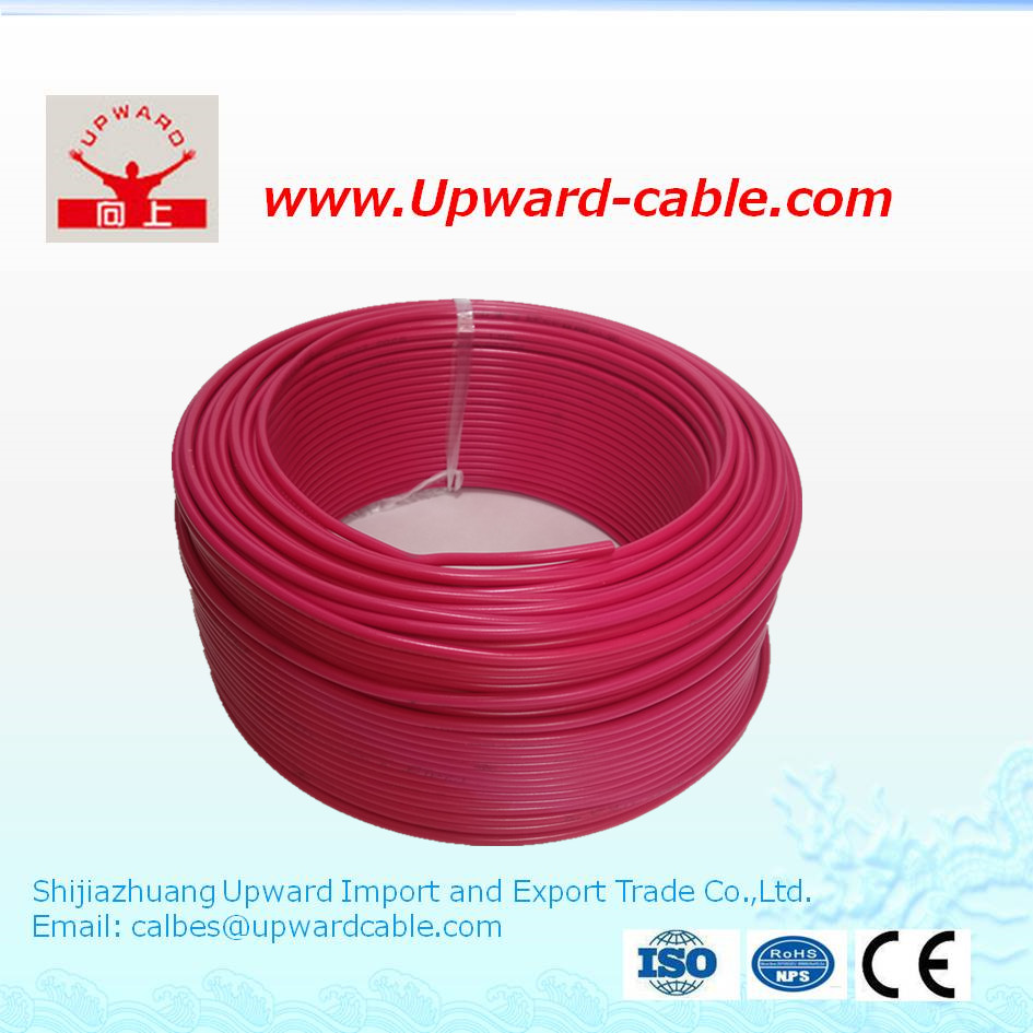 Fire Retardant Electric Cable, Nh-BV Cable
