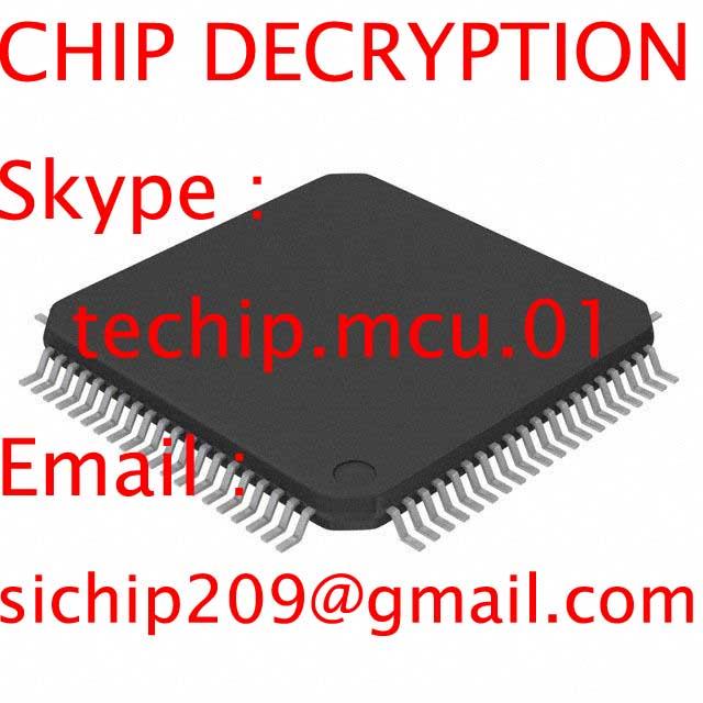 MC68HC908AP64 Chip Decryption