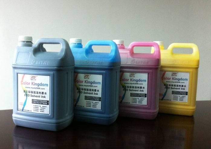 5Liter ECO solvent INK wide format printing inks