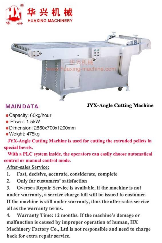 JYX-Angle Cutting Machine
