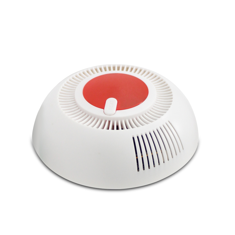 manufacture low price high quality smoke detector alarm made in china