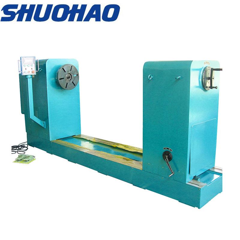 Semi Automatic Transformer Coil Winding Machine LV Transformer Supplier