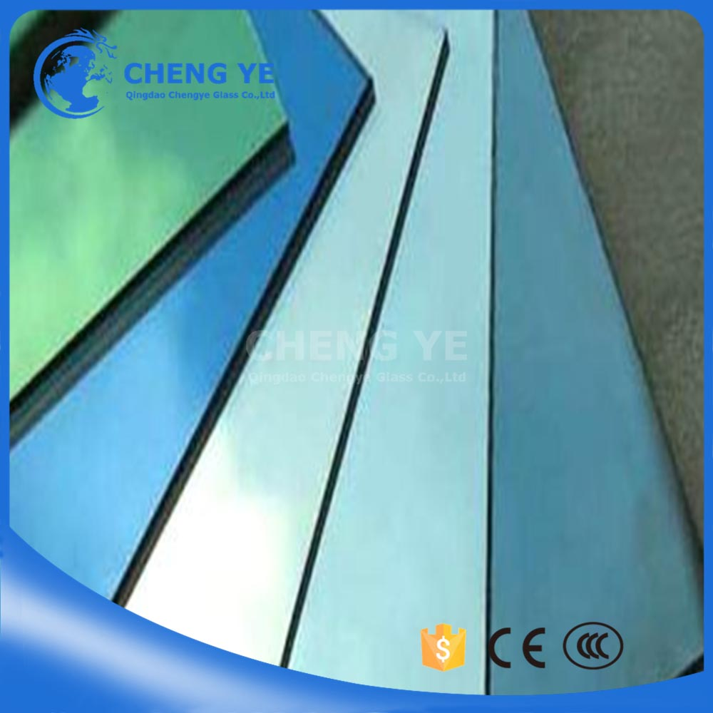 2017 High Quality 3mm 4mm 5mm 6mm 10mm Tinted Reflective Float Glass For Construction