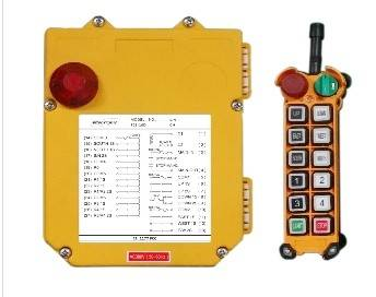 F21-10D Radio Remote Controls
