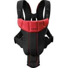 Baby Bjorn 026165US Active Infant Carrier Black Silver