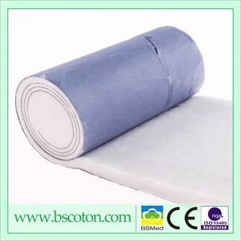 Medical Absorbent Gauze Cotton Wool Roll