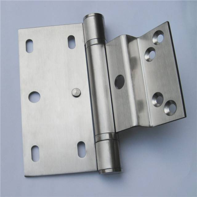 flexible door hinge