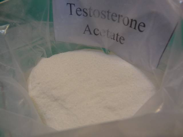 Bodybuilding Testosterone Acetate with good quality