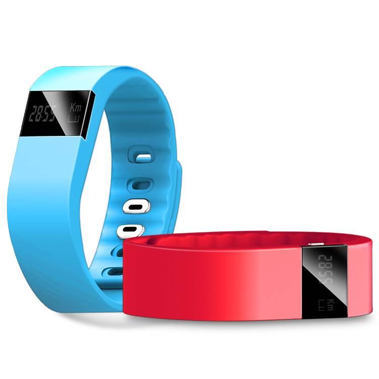 Newest TW64 Fitness Tracker Bluetooth Smartband Sport Bracelet Smart Band Wristband Pedometer For iP