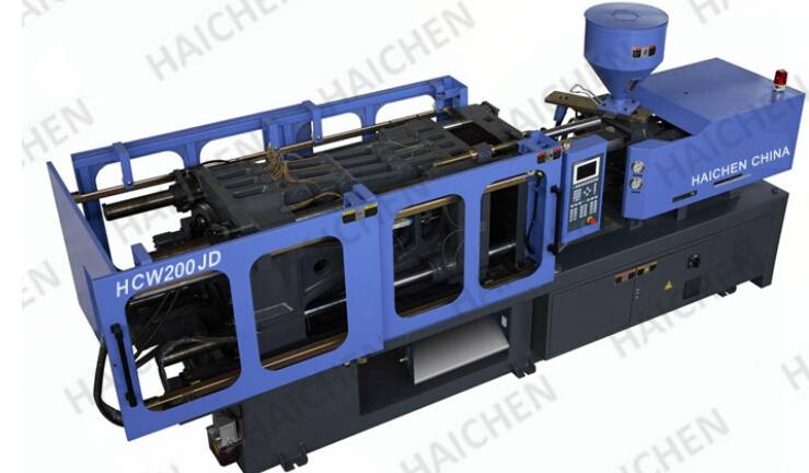 200PET Injection Molding Machine