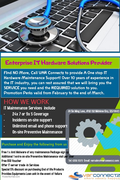 Enterprise IT Solutions Maintenance Provider