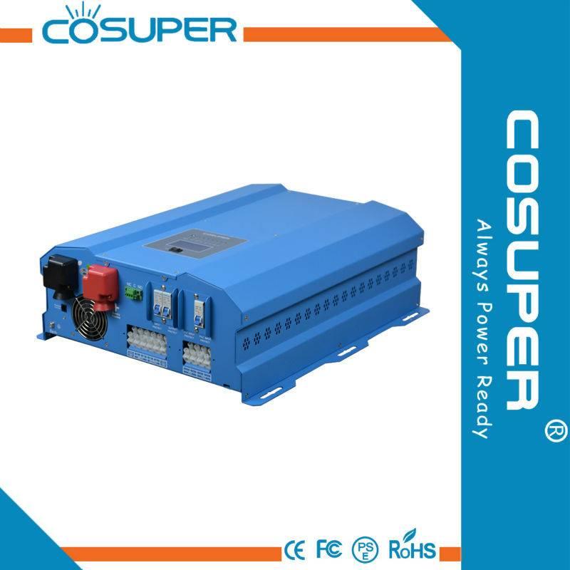 Hybrid solar charger controller inverter 3000w