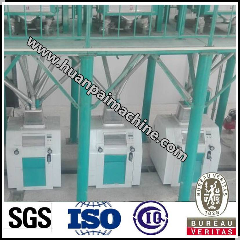 China made wheat milling machine with good quliaty