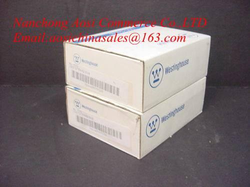 Westinghouse DCS 1C31166G01 1C31129G03