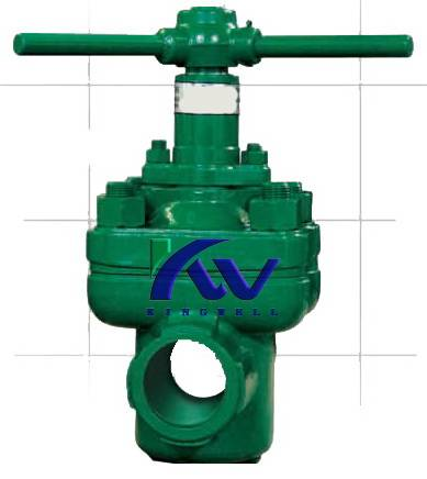 DEMCO interchangeable DM gate valve