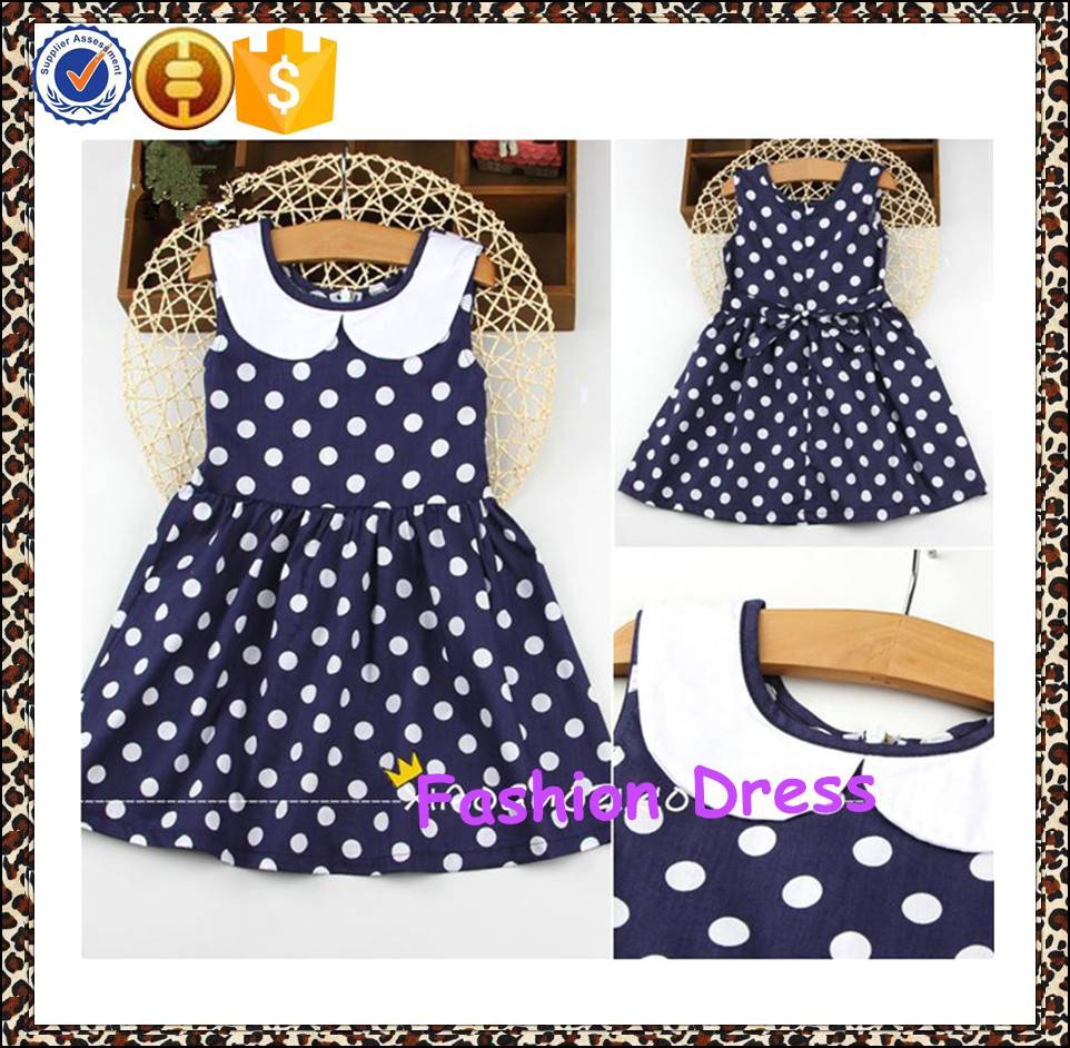 2016 high quality new fashion girls' dress