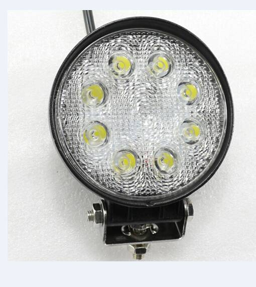 24w flood&spot Epistar led work light