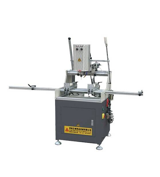 Fast copy-routing milling machine for Aluminum walls doors and windows