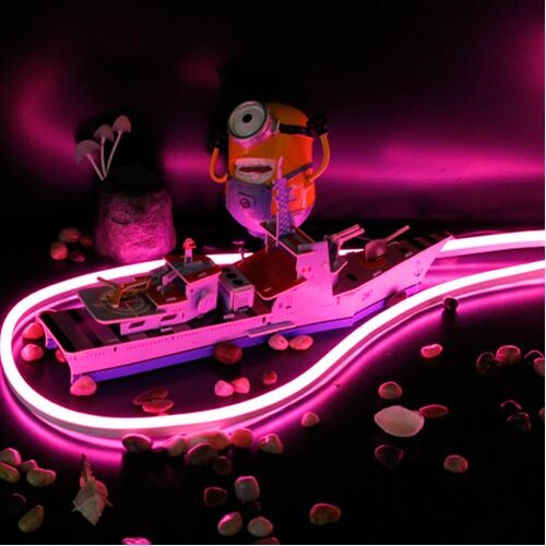 High Quality IP65 LED Neon Light for Building Bridge Outline Decoration