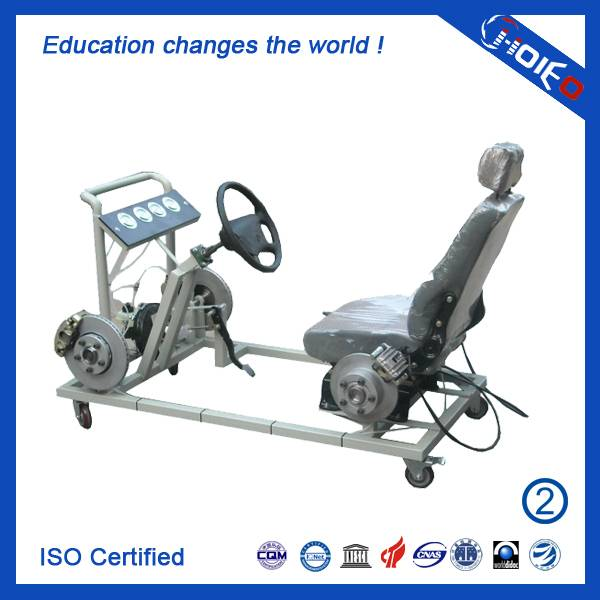 Hydraulic Braking System Training Set,Vocational Education Automotive Units Simulator Trainer Equipm