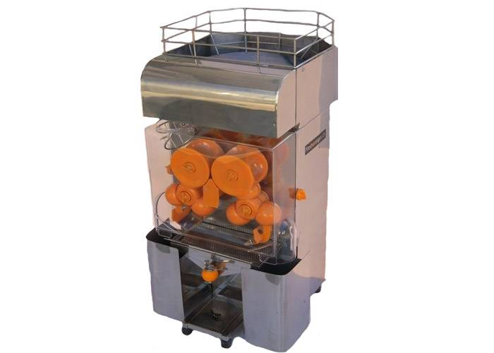 Heavy Duty Automatic Orange Juicer Machine - Commercial Grade 370W for Bars / Hotels
