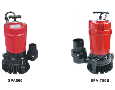 SPA submersible sewage pump