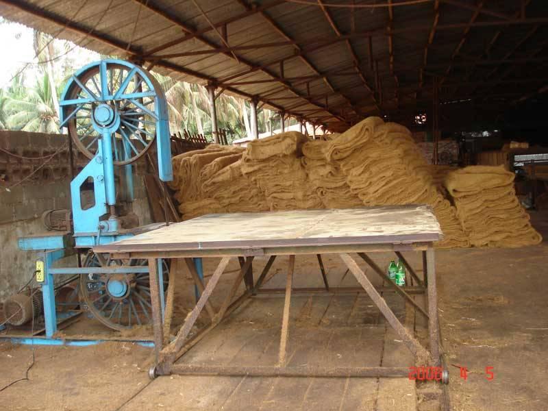 Cut Edge machine (coir sheet machine-5).