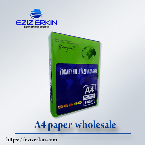 A4 paper stationery