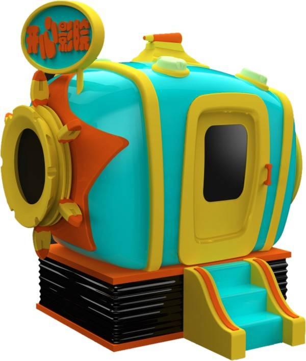 New design!!! Funny & Exciting mini 5D dynamic cinema equipment