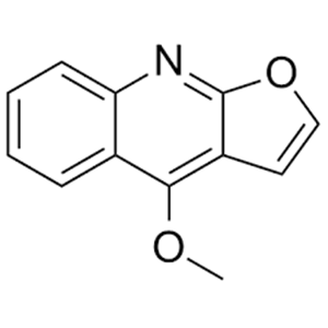 Reference Standards Dictamnine 484-29-7 for Reserach