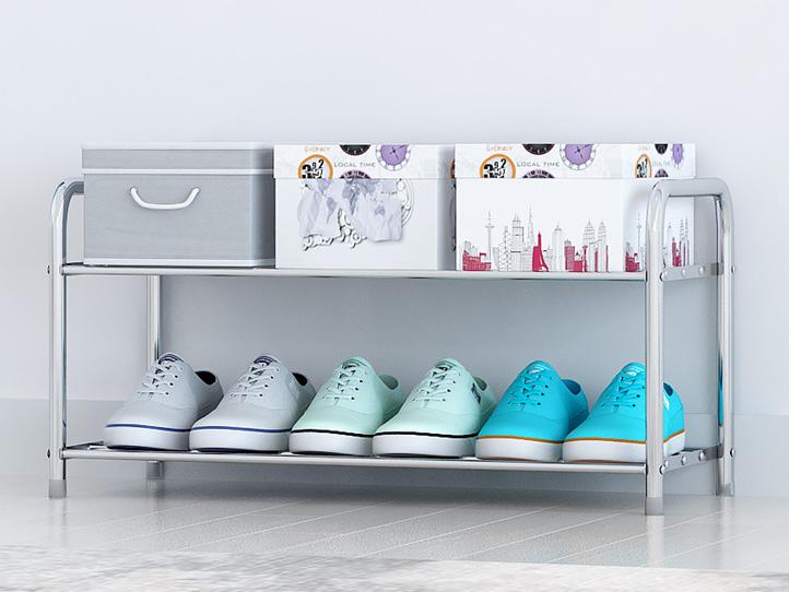 kaidi stainless steel shoe rack