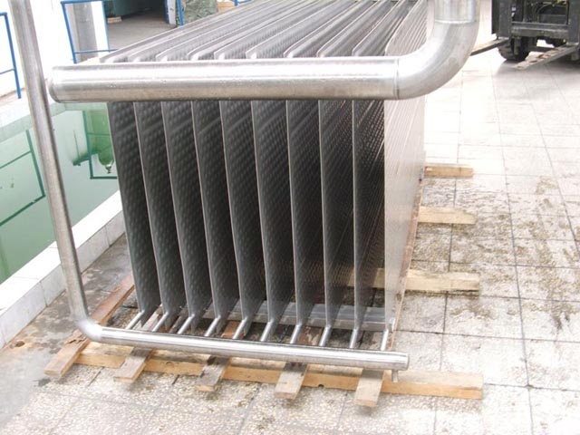 Environmental Protection and Efficient Heat Preservation Dimple Plate Heat Exchanger Oil Cooler