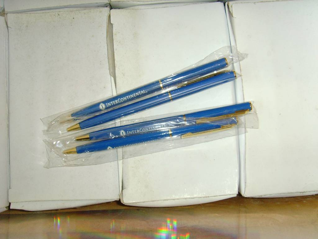 metal pen  stock