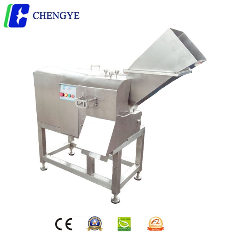 Vegetable processing machine cube cutter / slicing cutter food cutter