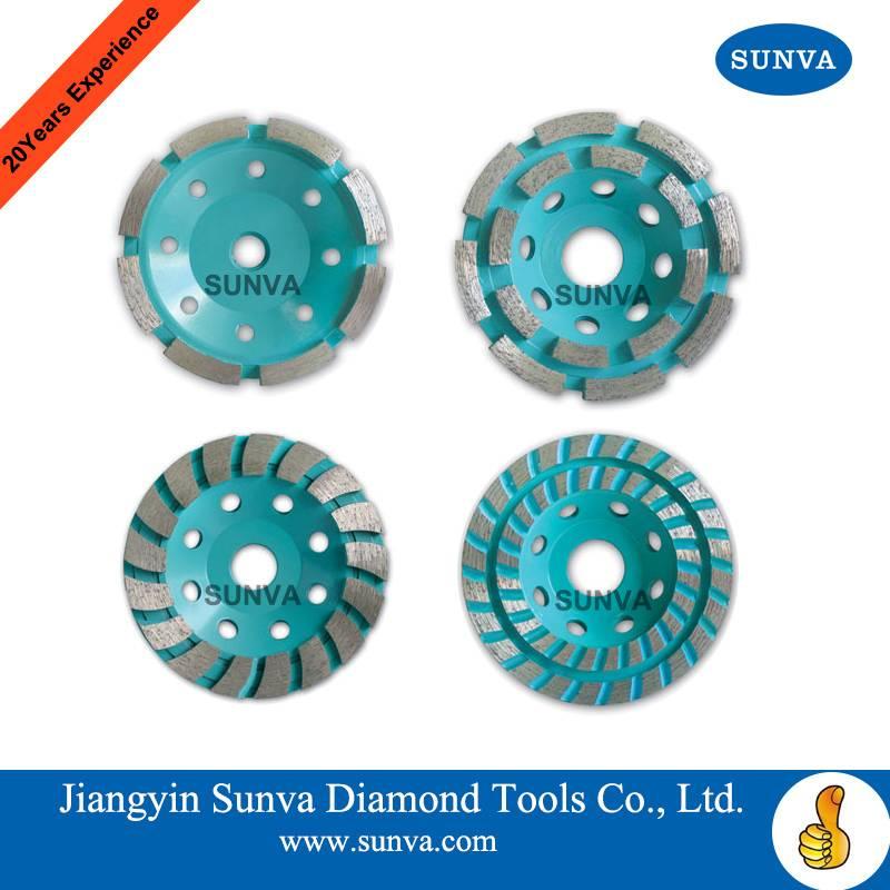 SUNVA Diamond Cup Wheel