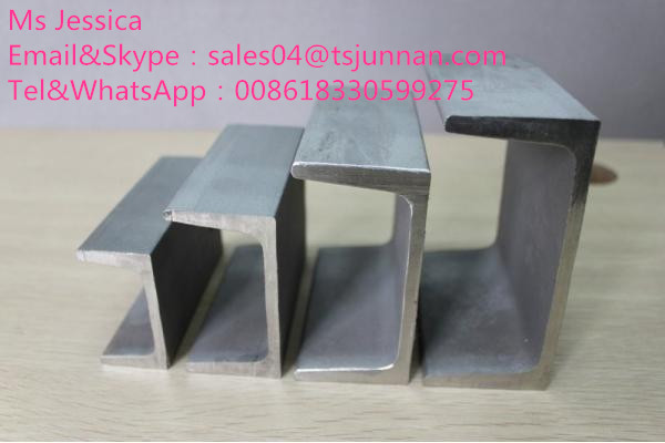 UPN 160 Size C Channel Steel Material Hot Rolled Channel Steel