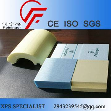XPS Foam Board - External Wall Insulation