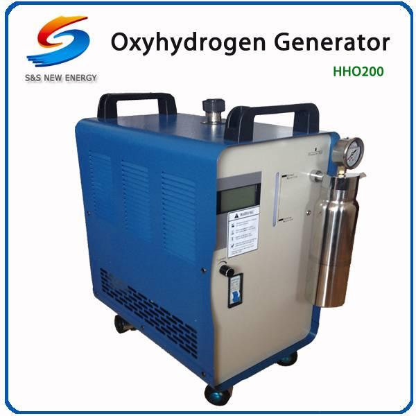 Oxyhydrogen welding machine
