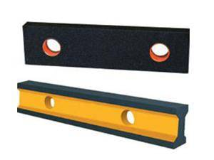 Strong Wear Resistance measuring tool with level Granite precision leveling ruler