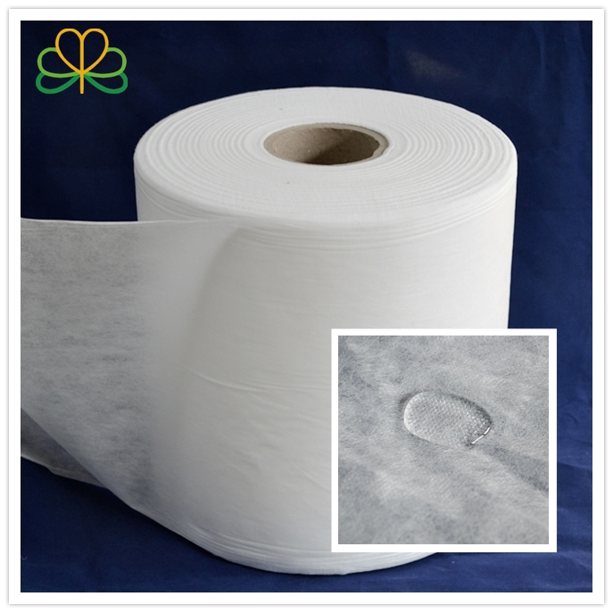 Wholesale Embossed Hydrophilic Nonwoven Fabric for Panty Liners
