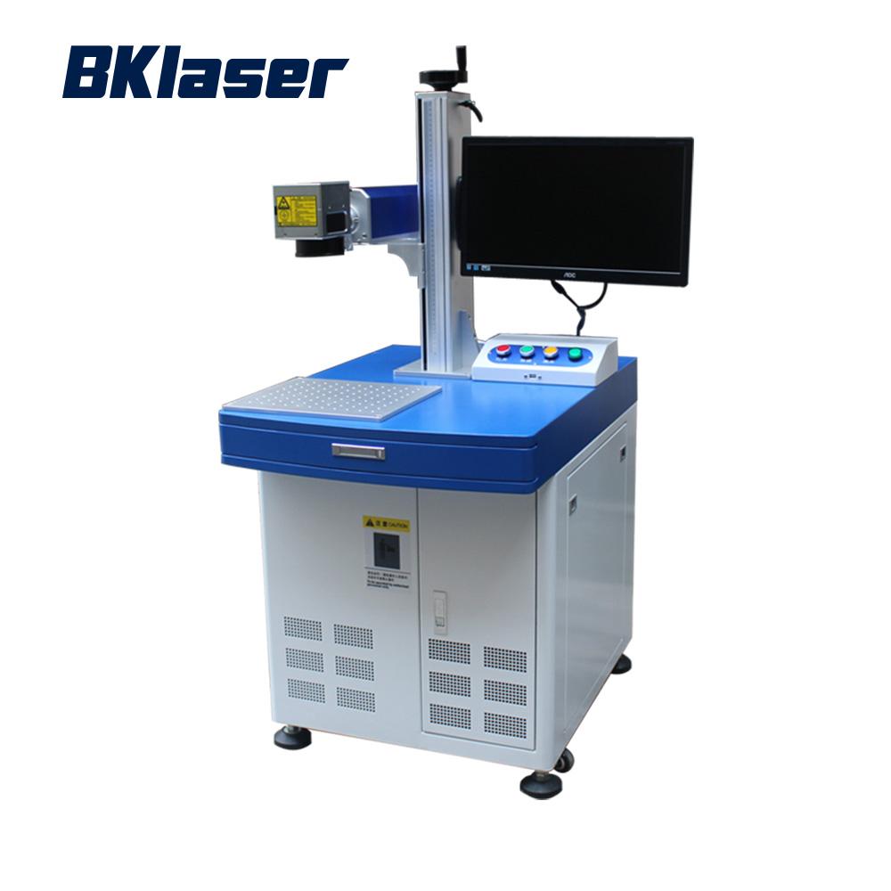 20w 30w 50w fiber laser marking machine for metal plastic