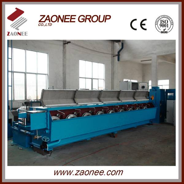 2014 copper/cable wire drawing machine with annealing