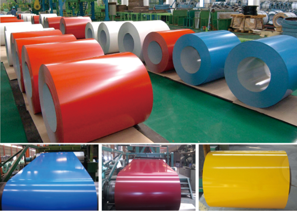 PPGI,PPGL,color coated steel coil,PPGI coil