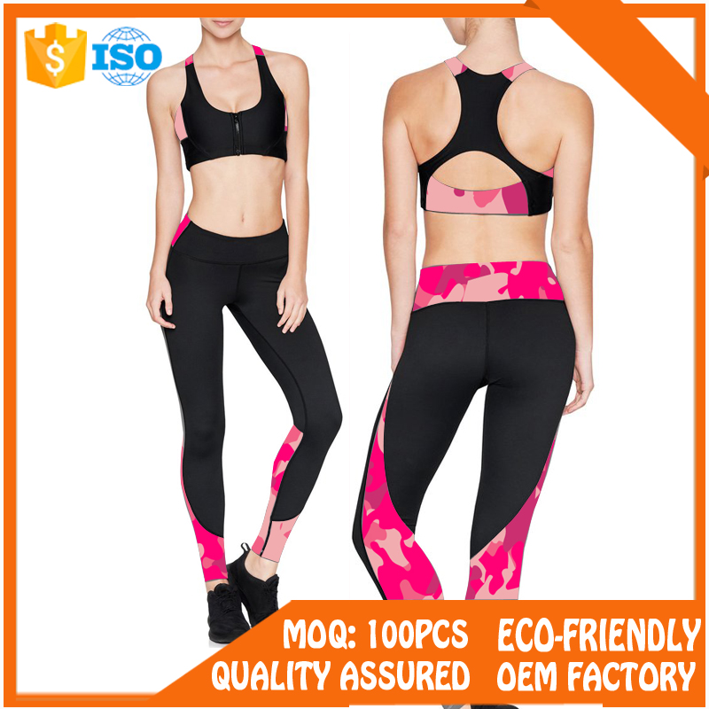 Womens Colorful Custom Made Tight Sexy Gym Fitness Yoga Pants Wholesale