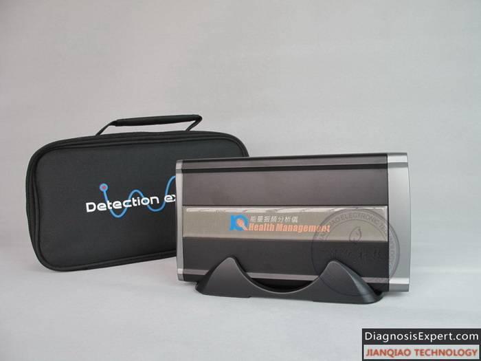 Portable Quantum resonance magnetic analyzer QMA302,Hot selling!