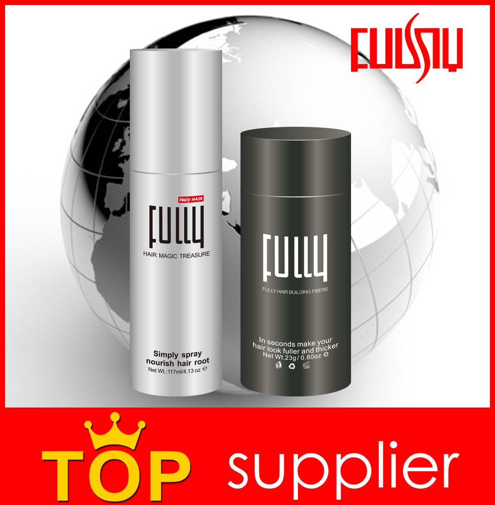 Fulfix hair spray for growth nourish hair building fiber best quality