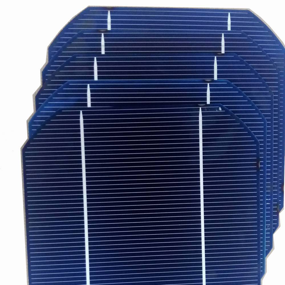 Mono 125*125mm 2BB Solar Cell