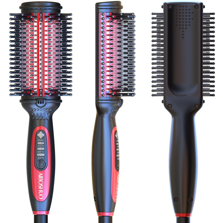 ionic hair styling brush