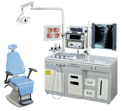 Modern ENT medical equipment