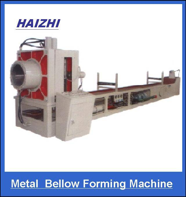 hydraulic metal bellow expansion joint forming machine